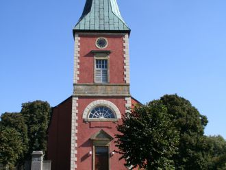 Kirche Intschede